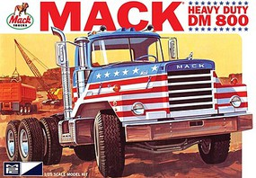 MPC 1/25 Mack DM800 Semi Tractor
