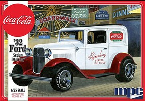 MPC 1/25 Coca Cola 1932 Ford Sedan Delivery Truck