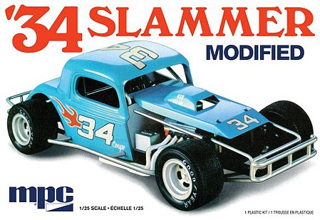 MPC 1/2534 SLAMMER MODIFIED