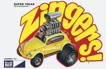 MPC by Ertl 1/32 Super VW Volks Zinger