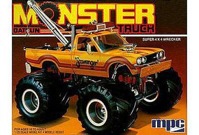 MPC 1975 Datsun Scavenger Monster Pickup Plastic Model Truck Kit 1/25 Scale #852-12