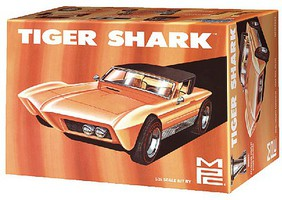 MPC 1/25 Tiger Shark Show Rod