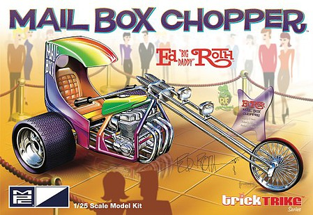 MPC Ed Roths Mail Box Clppr(TrickTrikes)-25