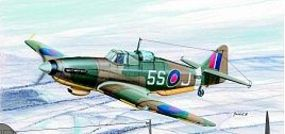 MPM Boulton Paul Defiant TT Mk I/II Aircraft Plastic Model Airplane Kit 1/72 Scale #72552
