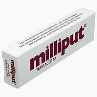 Milliput Terracotta 2-Part Self Hardening Putty