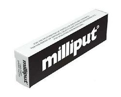 Milliput Medium Fine Black 2-Part Self Hardening Putty