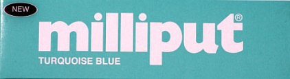 Milliput Turquoise Blue 2-Part Self Hardening Putty