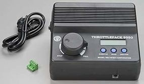 MRC Throttlepack 9950 w/LCD Model Train Power Supply Transformer #0001320