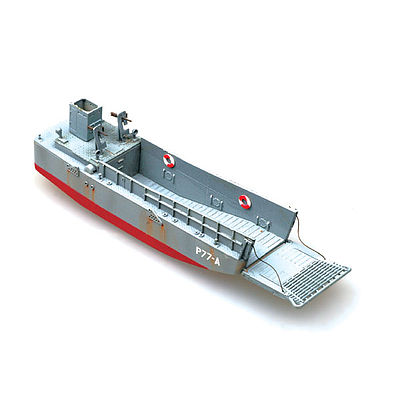 MRC US Navy LCM3 Landing Craft Pre-Built Plastic Model Landing Ship 1/144 Scale #34901