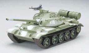 MRC T-54 USSR Army In Winter Camo Pre-Built Plastic Model Tank 1/72 Scale #35020