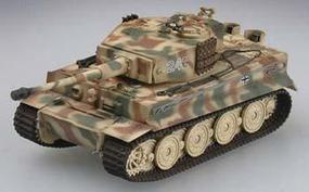 MRC Schwere Pz.Abt102 1942 Normandy Tiger 242 Pre-Built Plastic Model Tank 1/72 Scale #36221