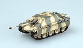 MRC Jagdpanther Tank sPzJgAbt654 France May 1944 Pre-Built Plastic Model Tank 1/72 Scale #36242
