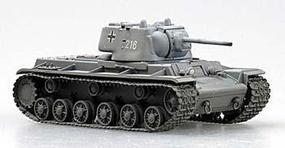 MRC EM 1/72 KV-1 Model 41 Heavy Tank German Army Pre-Built Plastic Model Tank 1/72 Scale - #36293