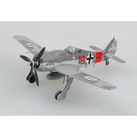 MRC FW190A-8IV/JG3 UFFZ Maximowite 06 1944 Pre-Built Plastic Model Airplane 1/72 Scale #36361