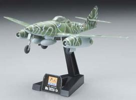 MRC Messerschmitt Me 262 A-1a 9K+HN of 5.KG (J) Pre-Built Plastic Model Airplane 1/72 #36365