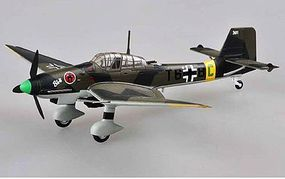 MRC 1/72 Ju87D1 2/StG2 1942 (Built-Up Die Plastic) (New Tool)