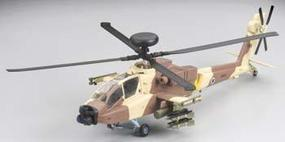 MRC AH-64D Apache Longbow 5135 Pre-Built Plastic Model Helicopter 1/72 Scale #37032