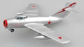 MRC MiG15 No.384 V-VS Units China June 1951 Pre-Built Plastic Model Airplane 1/72 Scale #37130