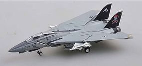 MRC F14D VF103 (Built-Up Plastic) (New Tool) Pre-Built Plastic Model Airplane 1/72 Scale #37193