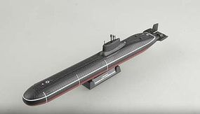 MRC Russian Typhoon Class Submarine Pre-Built Plastic Model Submarine 1/700 Scale #37325