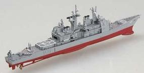 MRC USS CG-49 Vincennes Pre-Built Plastic Model Cruiser 1/1250 Scale #37402