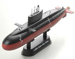 MRC Kilo Class Submarine (Built-Up Plastic) Pre-Built Plastic Model Submarine 1/350 #37501