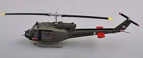 MRC UH1C 120th AHC, 3rd Platoon 1969 Pre-Built Plastic Model Helicopter 1/48 Scale #39316