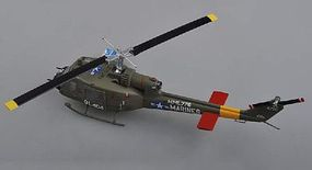 MRC 1/48 UH1C US Marines (Built-Up Plastic)