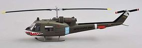 MRC UH1C 174th AHC, Gun Platoon Sharks Pre-Built Plastic Model Helicopter 1/48 Scale #39318