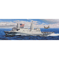 MRC USS New York Plastic Model Military Combat Ship 1/350 Scale #64007