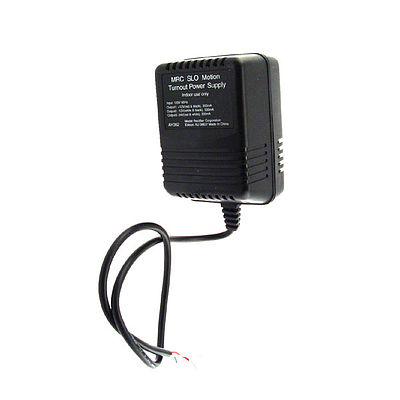 MRC Tortoise Switch Power Supply -- Model Railroad Electrical Accessory -- #ah362
