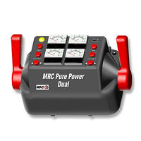 MRC Pure Power Dual Model Train Power Supply Transformer #ah601