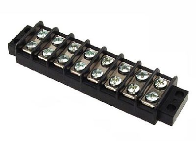mrc terminal strip t1 model railroad electrical accessory. Black Bedroom Furniture Sets. Home Design Ideas
