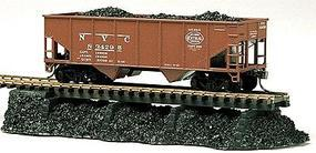 Railstuff Loading Ramps Coal Unloading Trestle Model Train Building Accessory HO Scale #200