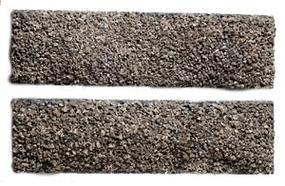 Railstuff Ballast/Stone Loads For Athearn 34 2 Bay Hopper Model Train Freight Loads HO Scale #235