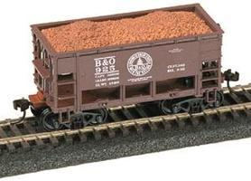 Railstuff Ore Loads For Roundhouse 26 Ore Car Model Train Freight Load HO Scale #330