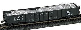 Railstuff Crushed Aluminum Bales For Roundhouse 50 Gondola Model Train Freight Load HO Scale #390