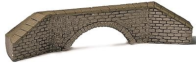 Railstuff Brick & Stone Culvert Gray Model Railroad Scenery HO Scale #431