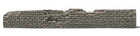Railstuff Retaining Walls Run Down Gray Brick Model Railroad Scenery HO Scale #441