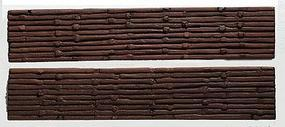 Railstuff Retaining Walls Railroad Ties (2) Model Train Freight Loads N Scale #990