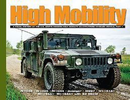 MilitaryMiniatures High Mobility, Part 1 Military History Book #2713