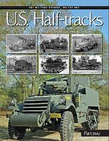 MilitaryMiniatures The Military Machine Vol.1- US Halftracks Part 2 (Hardback)