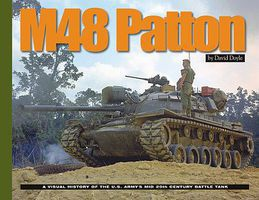 MilitaryMiniatures M48 Patton- A Visual History of the US Armys Mid 20th Century Battle Tank