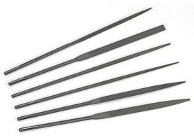 Mascot Swiss Needle File Set (6pc)
