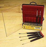 Mascot Precision Screwdriver Set (6pc)