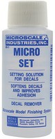 Microscale Micro Set Setting Solution, 1 oz