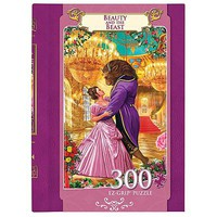 Masterpiece Beauty and the Beast 300pcs EZ Jigsaw Puzzle 0-599 Piece #31649