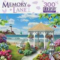 Masterpiece Oceanside View 300pcs EZ Jigsaw Puzzle 0-599 Piece #31653