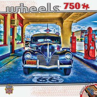 Masterpiece Kicks On Route 66 750pcs Jigsaw Puzzle 600-1000 Piece #31691