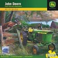 Masterpiece Deere Crossing John Deere 1000pcs Jigsaw Puzzle 600-1000 Piece #71304